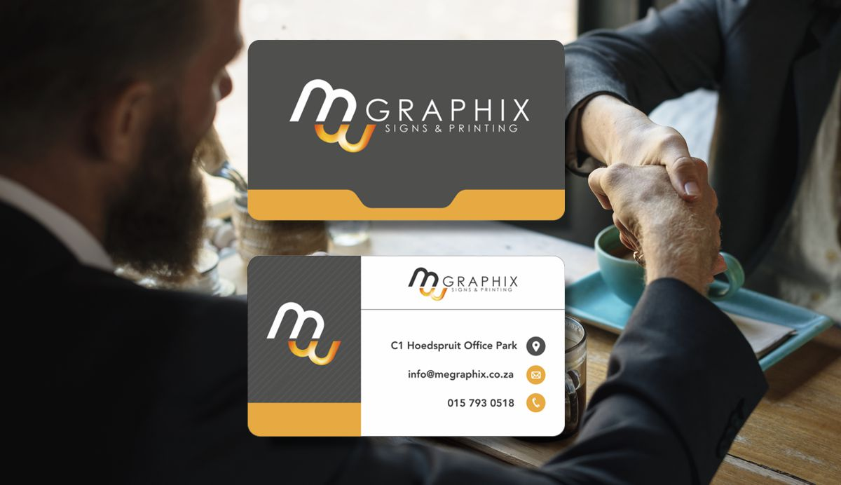 Me graphix visibly you business cards reheart Choice Image